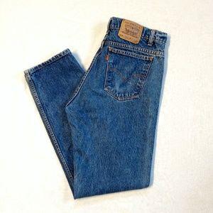 Levi's 505 Regular Fit Straight Leg Jean 36x32
